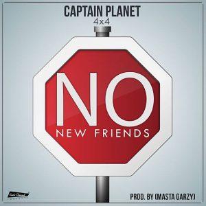 Lyrics: Captain Planet (4×4) – No New Friends