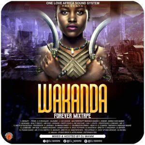DJ Manni – Wakanda Forever Mix