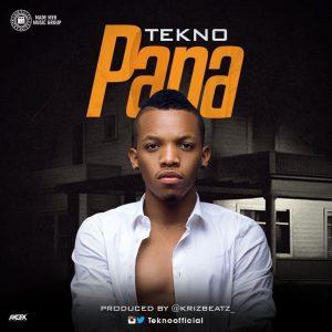 Lyrics: Tekno – Pana