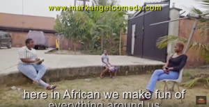 SLIM PEOPLE (Mark Angel Comedy)